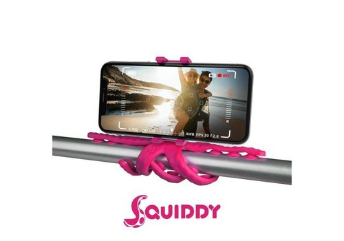 Celly OnePlus SQUIDDY Flexible Holder Pink