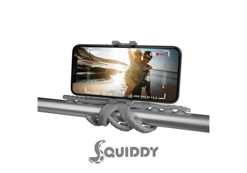 Celly OnePlus SQUIDDY Flexible Holder Gray