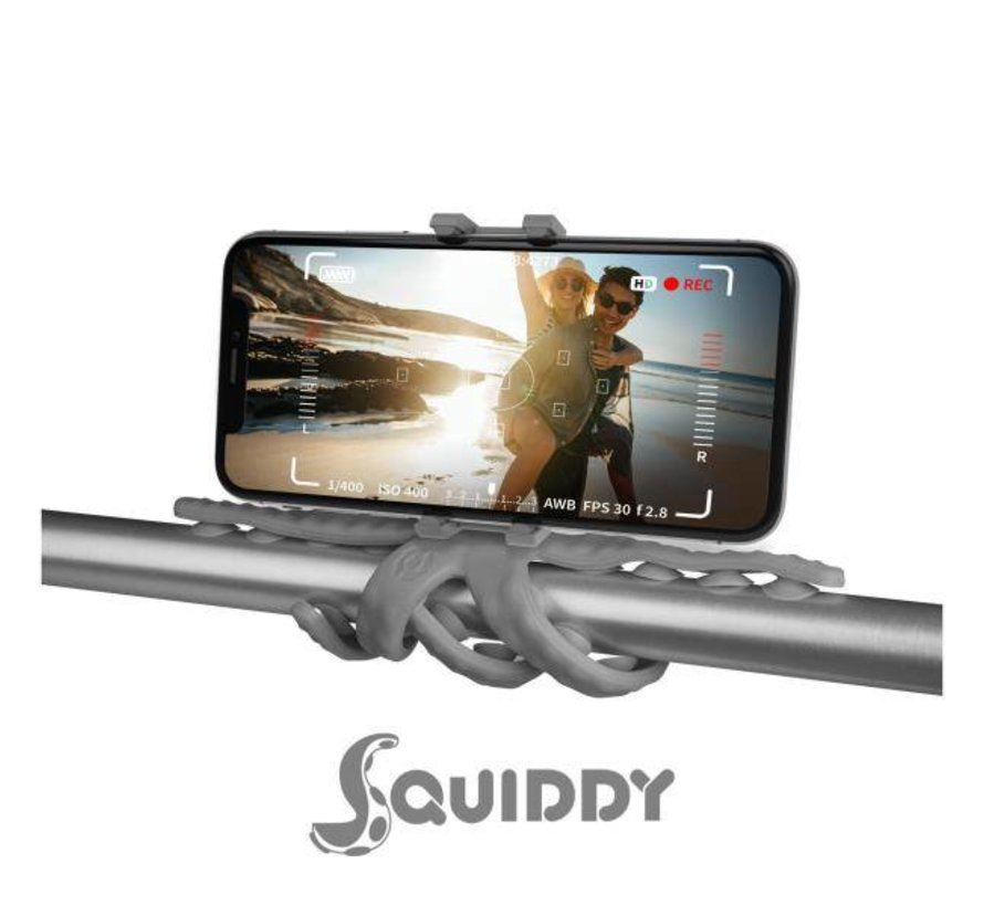 OnePlus SQUIDDY Flexible Holder Gray