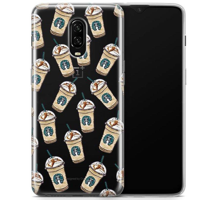 OnePlus 6T Case Starbucks