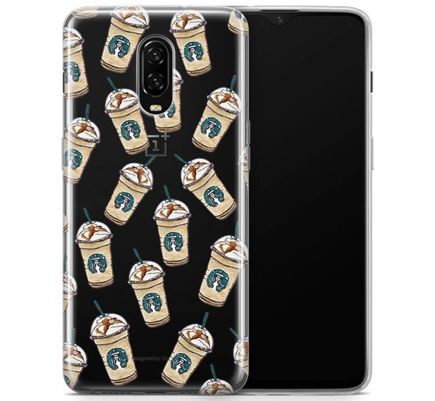 OnePlus 6T Hoesje Starbucks