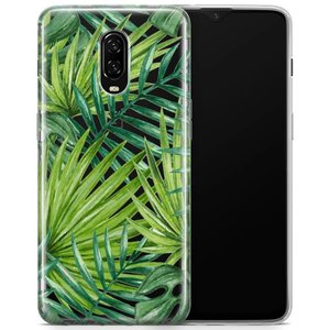 OPPRO OnePlus 6T Case Palm Leaves