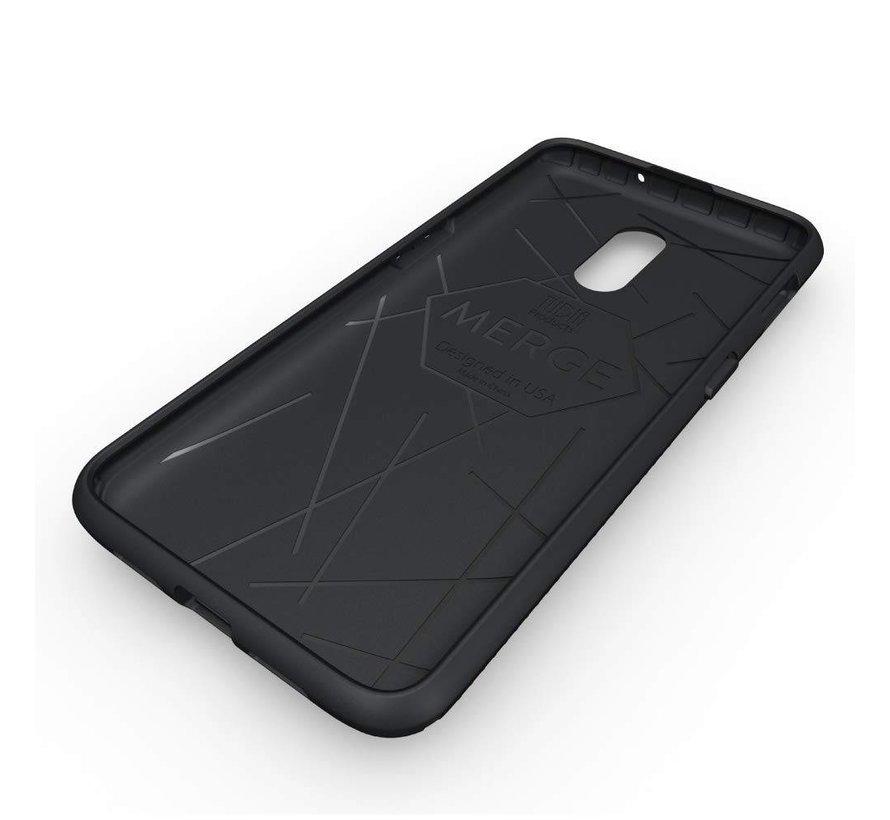 OnePlus 6T Hoesje Merge Zwart