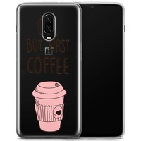 OnePlus 6T Coffee Case