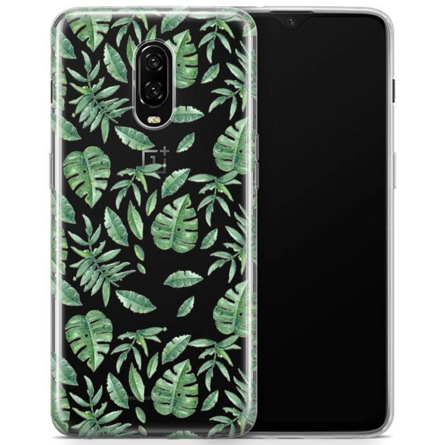 OnePlus 6T Case Leaves