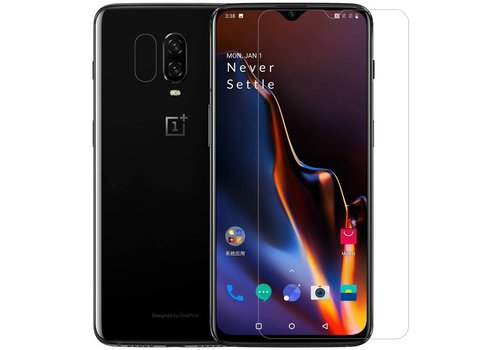 Nillkin OnePlus 6T Glas Screen Protector 9H +Pro