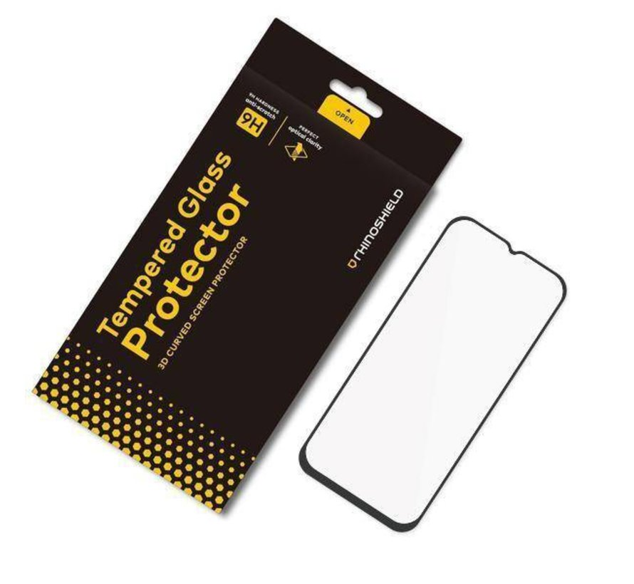 OnePlus 6T 9H Tempered Glass Screen Protector