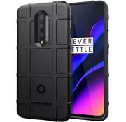 OPPRO OnePlus 7 Pro Case Pro Rugged Shield Black