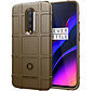 OnePlus 7 Pro Case Pro Rugged Shield Brown