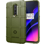 OPPRO OnePlus 7 Pro Case Pro Rugged Shield Green