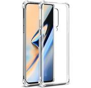 OPPRO OnePlus 7 Pro Case TPU Stoßfest Transparent