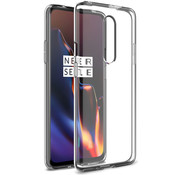 OPPRO OnePlus 7 Pro TPU Hoesje Transparant