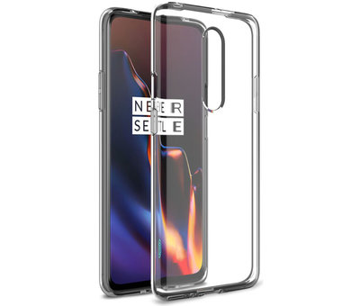 OPPRO OnePlus 7 Pro TPU case transparent