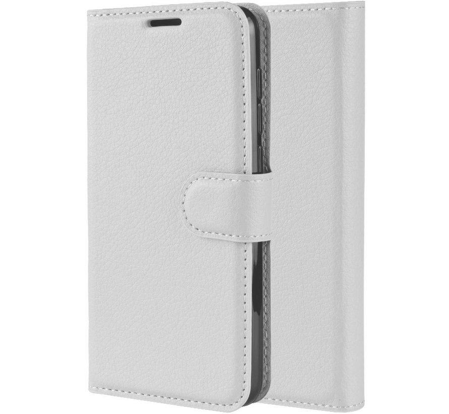 OnePlus 7 Pro Wallet Flip Case White