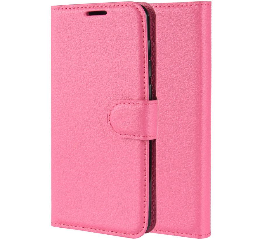 OnePlus 7 Pro Brieftasche Flip Case Pink