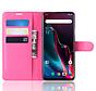 OnePlus 7 Pro Case Wallet Flip Case Pink