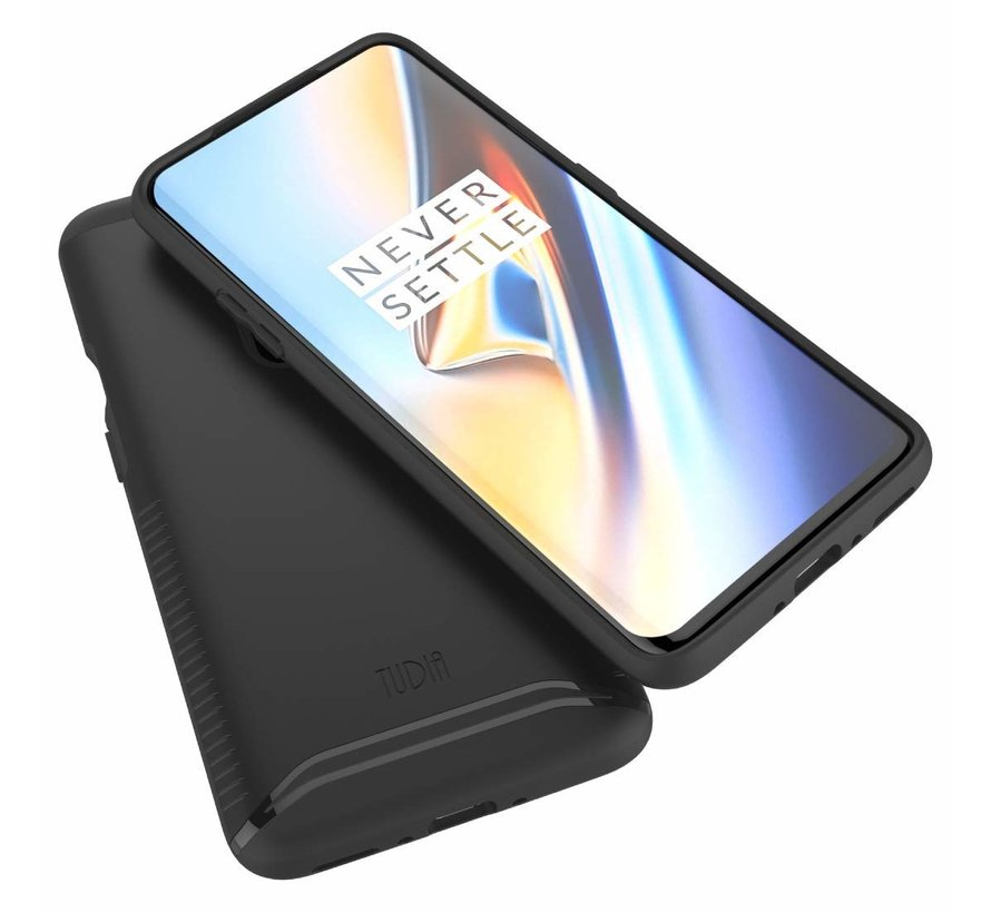 OnePlus 7 Pro Case Merge Schwarz