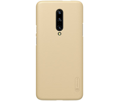 Nillkin OnePlus 7 Pro Frosted Shield Gold Gehäuse