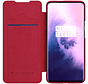 OnePlus 7 Pro Slim Wallet Case QIN Red