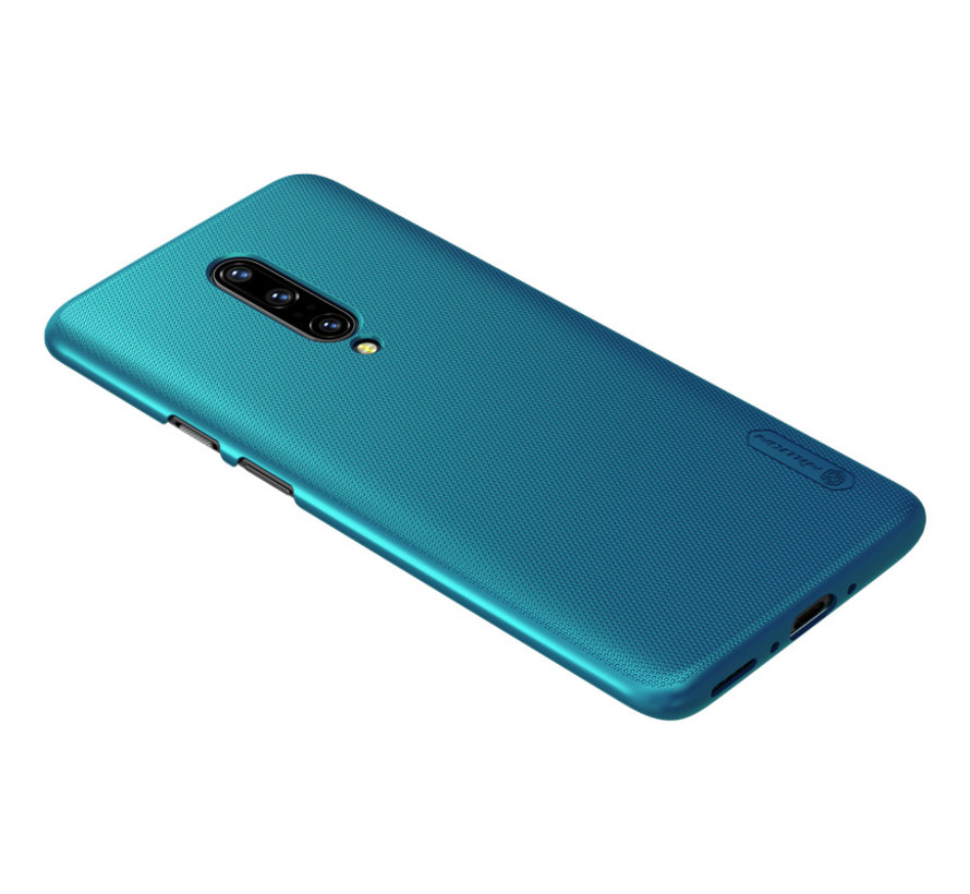 OnePlus 7 Pro Frosted Shield Blue Schutzhülle