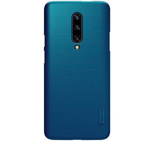 Nillkin OnePlus 7 Pro Frosted Shield Blue Case