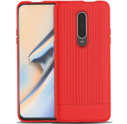 OPPRO OnePlus 7 Pro Case Rimo Case Red