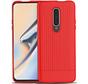OnePlus 7 Pro Hoesje Rimo Case Rood