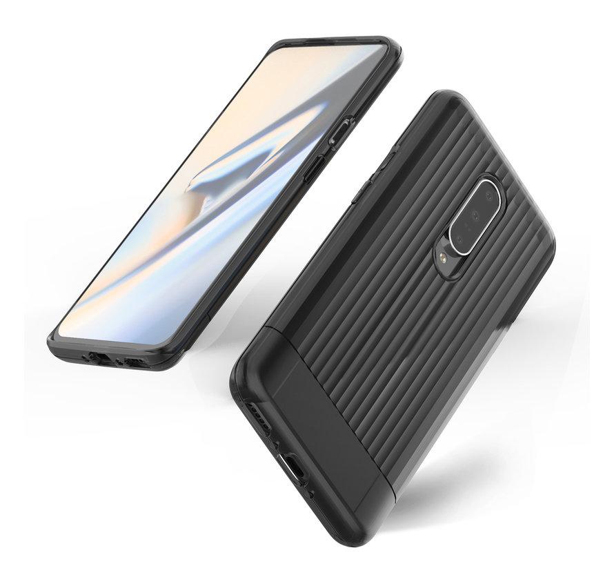 OnePlus 7 Pro Case Rimo Case Schwarz