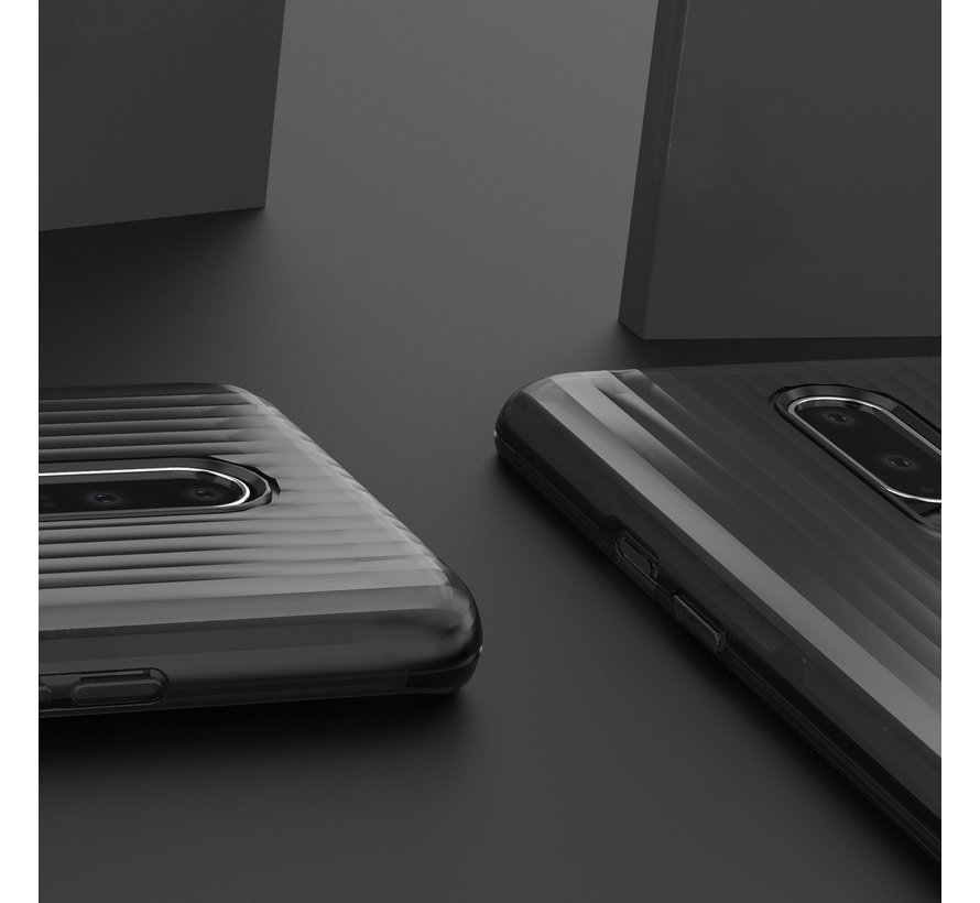 OnePlus 7 Pro Hoesje Rimo Case Zwart