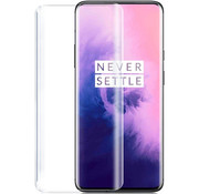 Mocolo OnePlus 7 Pro / 7T Pro 9H Glas Displayschutzfolie Full Cover