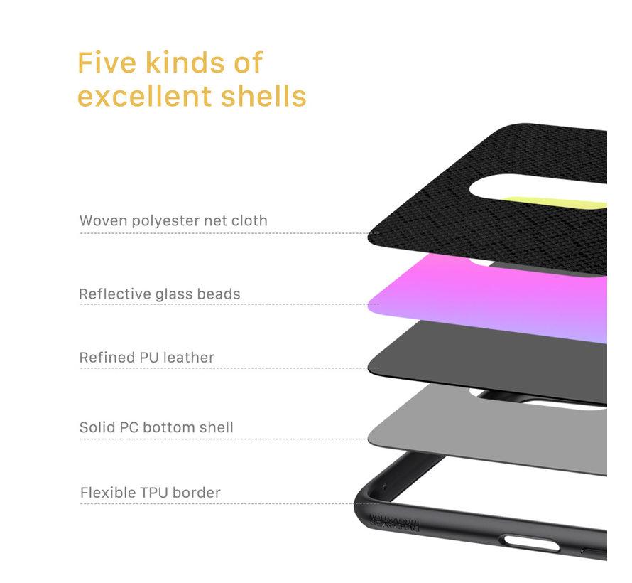 OnePlus 7 Pro Hülle Twinkle Silver Glow