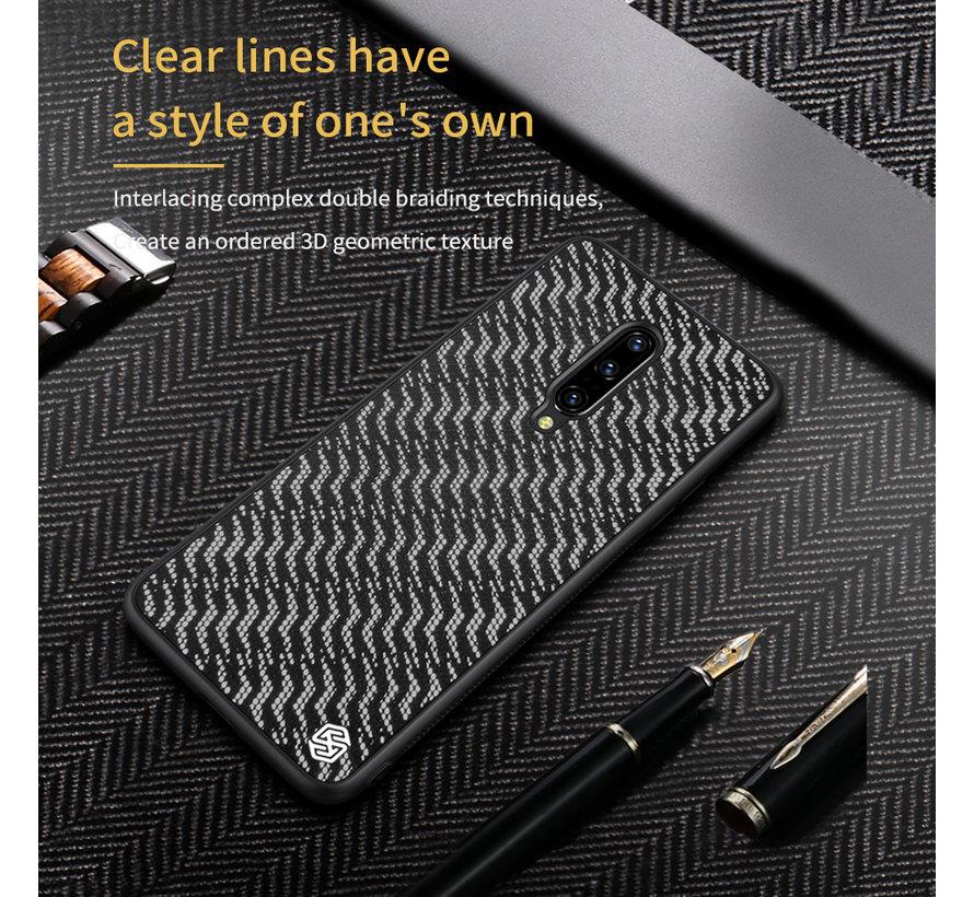 OnePlus 7 Pro Hoesje Twinkle Silver Glow