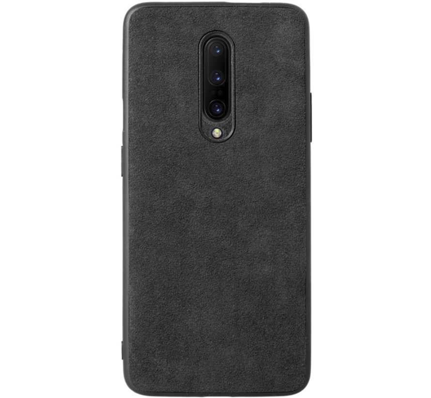 OnePlus 7 Pro Hoesje Premium Alcantara