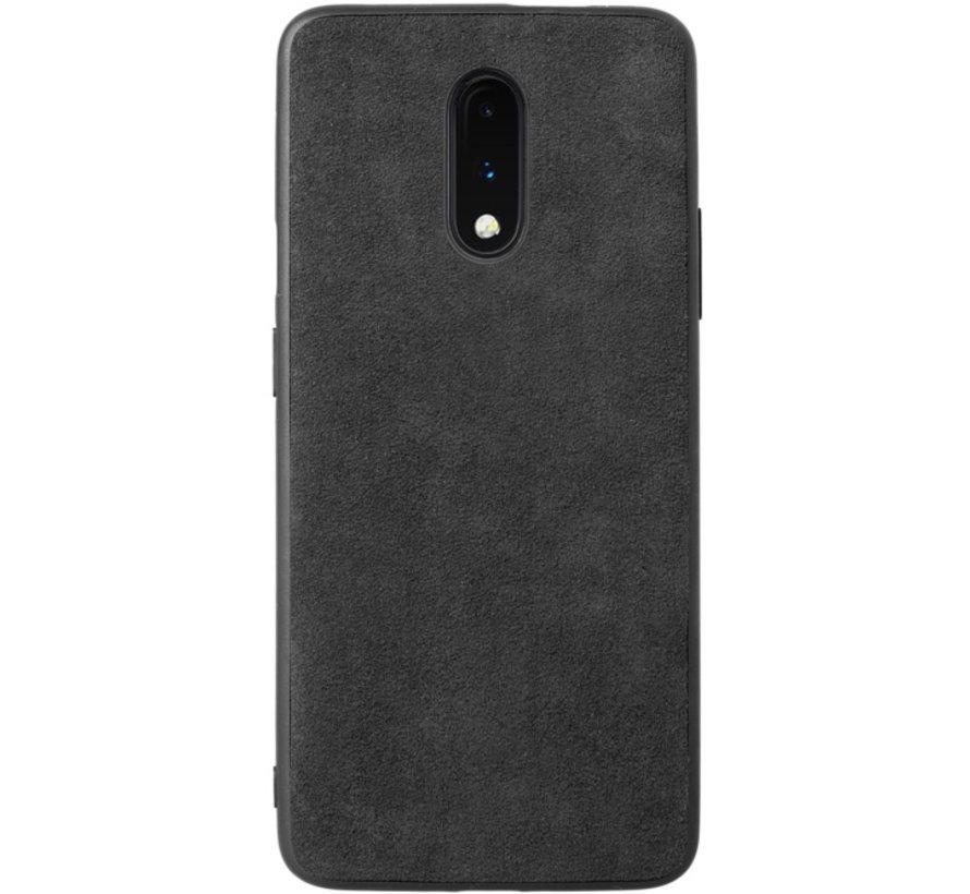 OnePlus 7 Premium Alcantara Tasche