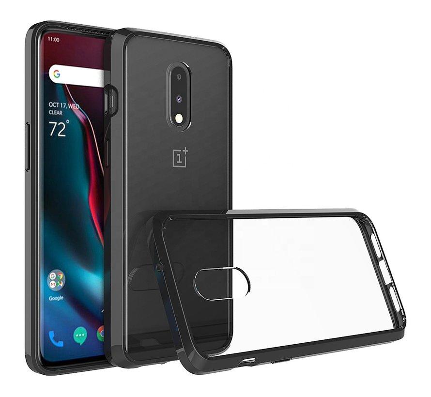 OnePlus 7 Bumper TPU Schwarzes Gehäuse