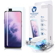 Whitestone Dome OnePlus 7 Pro / 7T Pro Glazen Screen Protector Full Cover UV