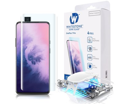 OPPRO OnePlus 7T Pro Case TPU Shock Proof Transparent