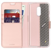 Accezz OnePlus 7 Wallet Case Rose Gold