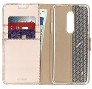 Accezz OnePlus 7 Pro Wallet Case Gold