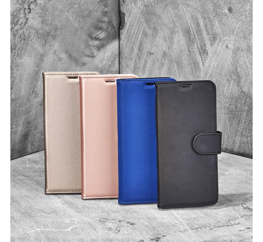 OnePlus 7 Wallet Case Schwarz