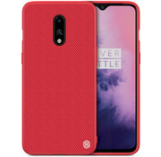 Nillkin OnePlus 7 Case Nylon Red