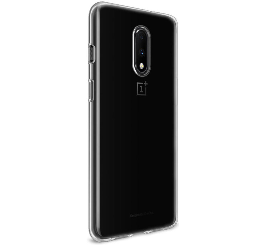 OnePlus 7 TPU Transparentes Gehäuse