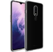 OPPRO OnePlus 7 TPU Transparentes Gehäuse