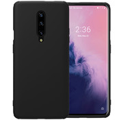 Nillkin OnePlus 7 Pro Case Rubber Wrapped Black
