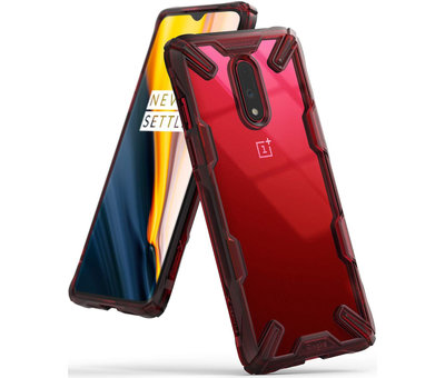 Ringke OnePlus 7 Fusion X Red Case