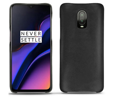Noreve OnePlus 6T / 7 Case Genuine Leather Black