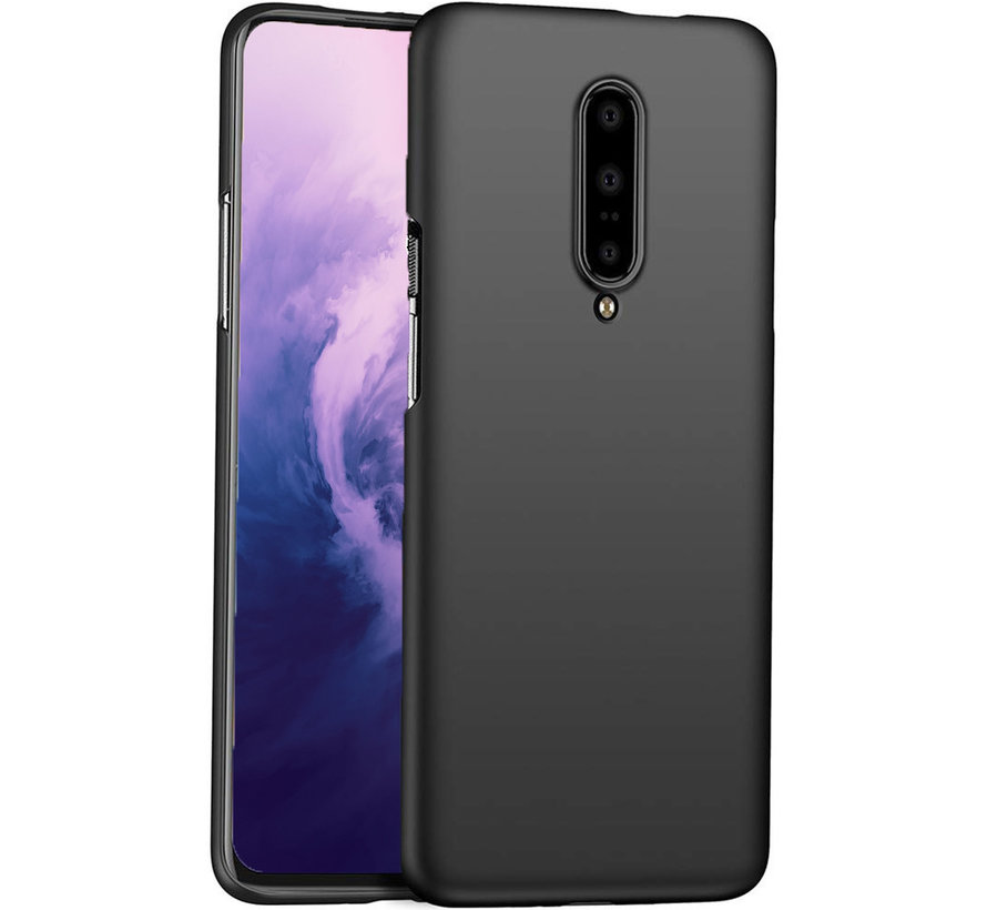 OnePlus 7 Pro Case Ultra Slim Grip Schwarz