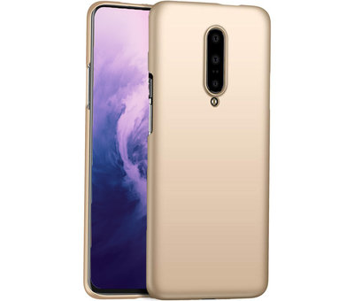OPPRO OnePlus 7 Pro Hülle Ultra Slim Grip Gold