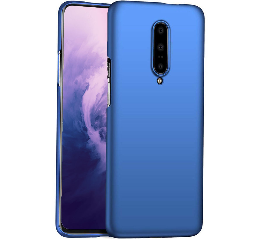 OnePlus 7 Pro Case Ultra Slim Grip Blue