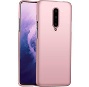 OPPRO OnePlus 7 Pro Hülle Ultra Slim Grip Rose Gold
